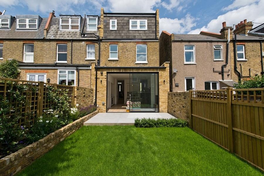 한인 건축가가 리노베이션한 런던 윔블던 South Park Gardens 주택 ...