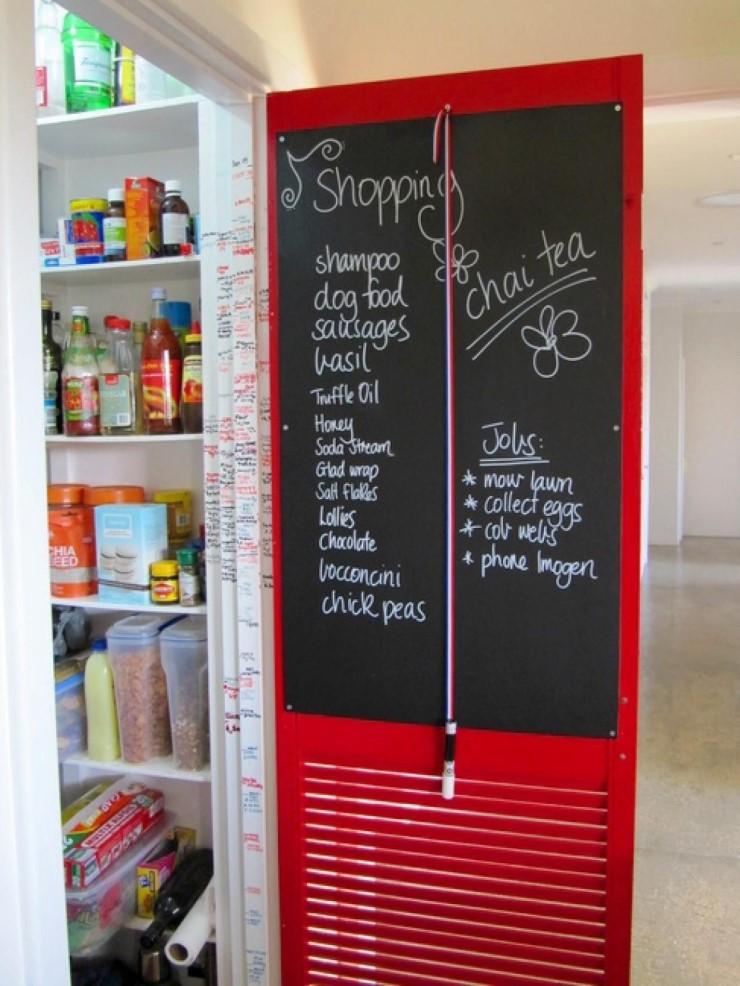 chalkboard-pantry-door