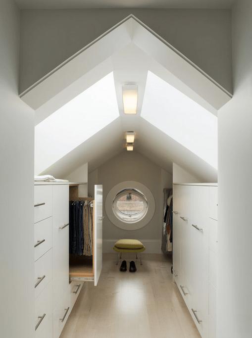 clean-white-loft-closet
