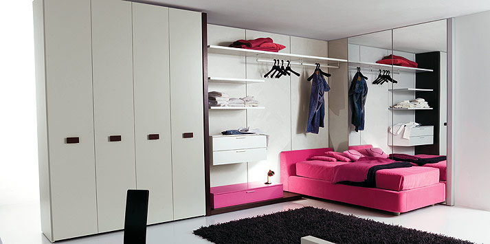 white-candy-pink-bed-room-1