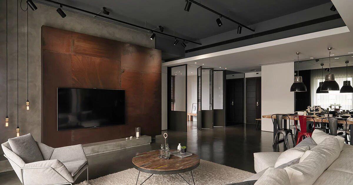 타이완-하우스-modern-asian-interior