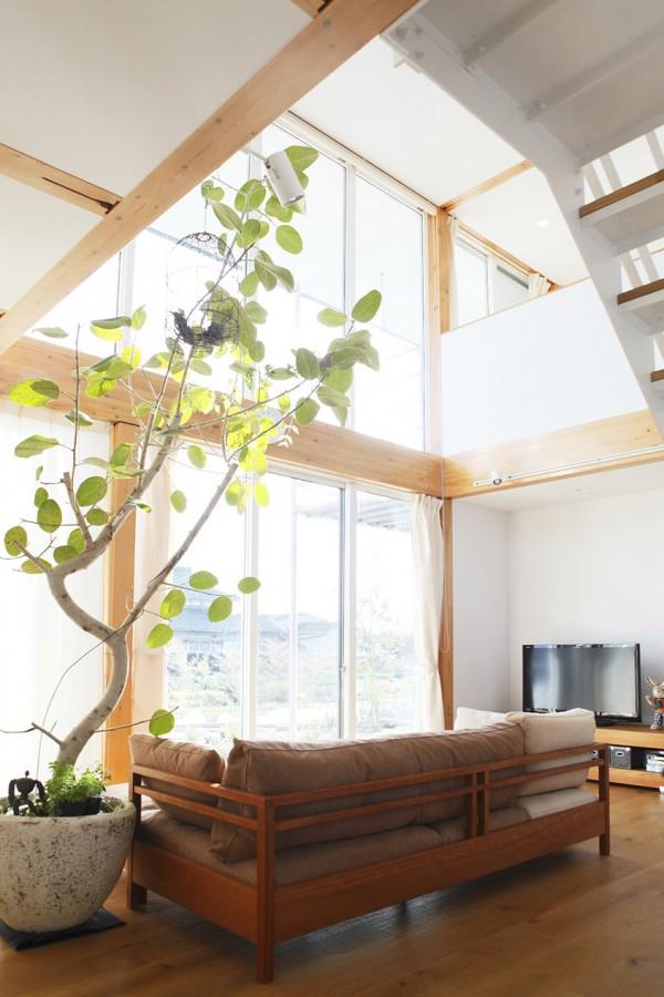japanese-wood-deco-ahgular-home-2