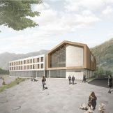 단양보건소 계획안 KYU 건축사사무소