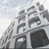 봉천동 도심형 생활주택 계획안 KYU 건축사사무소